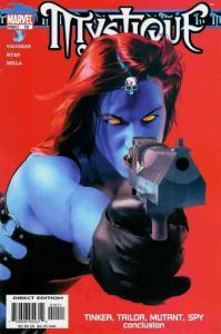 Mystique #10 VF/NM; Marvel | save on shipping - details inside