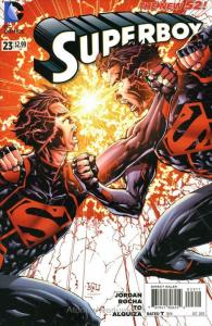Superboy (5th Series) #23 VF/NM; DC | save on shipping - details inside