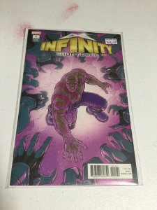 Infinity Countdown 1 1:25 Variant Nm Near Mint Marvel Comics