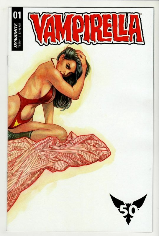 Vampirella #1 Cvr A Cho (Dynamite, 2019) NM