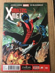 Amazing X-Men #1 (2014)