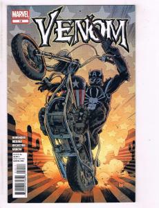 6 Comic Books # 1 5.1 10 14 534.1 Captain America X-Men Wolverine Venom X-O J104