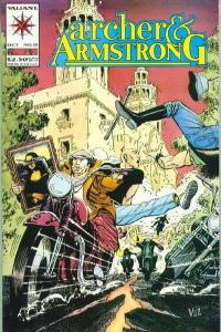 Archer & Armstrong (1992 series) #15, NM + (Stock photo)