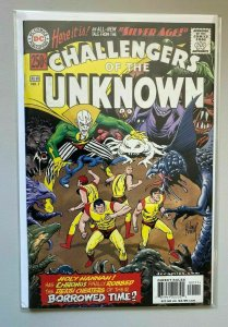 Silver Age Challengers of the Unknown #1 8.0 VF (2000)