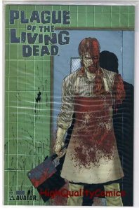 PLAGUE of the LIVING DEAD #2, NM+, Zombies, LIMITED, 2007, more in store