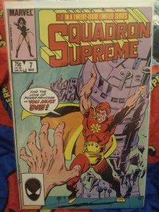 Squadron Supreme #7 NM