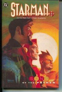 Starman: Sons Of The Father-James Robinson-2001-PB-VG/FN