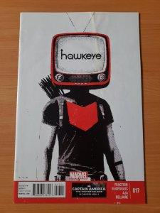 Hawkeye #17 (2014)