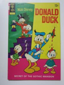 Donald Duck (Gold Key 1971) #144 VG Disney Comics Book