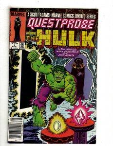 Questprobe (UK) #1 (1984) YY9