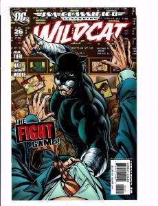 Lot of 5 JSA Classified DC Comic Books #26 27 28 29 30 BH33 Wildcat Mr. Terrific