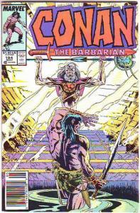 Conan the Barbarian #194 (May-87) NM- High-Grade Conan the Barbarian