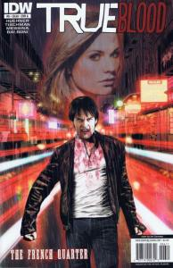 True Blood: French Quarter #6A VF/NM; IDW | save on shipping - details inside