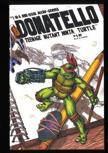 Donatello, Teenage Mutant Ninja Turtle #1 NM- 9.2