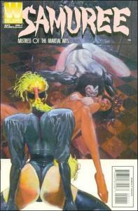 Windjammer SAMUREE (1995 Series) #1 NM