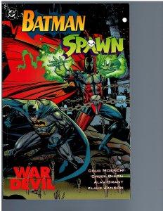 Batman-Spawn: War Devil #1 (1994)