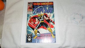 1991 MARVEL THE MIGHTY THOR THE 1ST. ISSUE OF A STUNNING NEW EPIC # 433