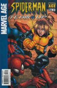 Marvel Age Spider-Man Team-Up #3 VF/NM; Marvel   save on shipping - details insi