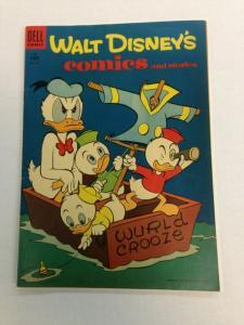 Walt Disney's Comics and Stories 177 VG/FN (June, 1955)