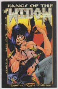 Fangs of the Widow #1 (VF) 1995