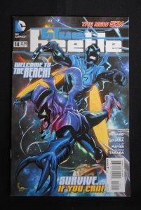 Blue Beetle, #14