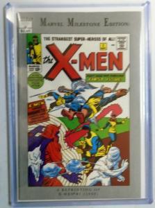 Marvel Milestone Edition X-Men #1B, (Low Print Run) JC Penney Reprints 8.5/VF+