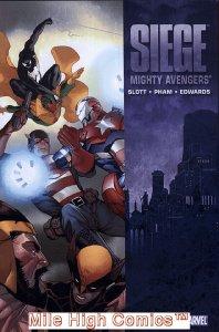 SIEGE: MIGHTY AVENGERS HC (2010 Series) #1 Near Mint