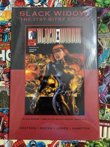 Black Widow: The Itsy Bitsy Spider(2016) Hardcover