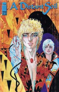 Distant Soil, A (2nd Series) #15 VF/NM; Aria | save on shipping - details inside