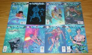Namor #1-12 VF/NM complete series - sub-mariner early years - andi watson set