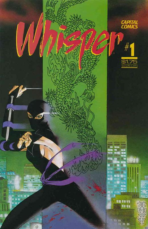 Whisper (Vol. 1) #1 FN; Capital/First | save on shipping - details inside