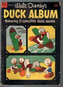 Walt Disney's Duck Album-Four Color Comics #492 1953-Dell-G
