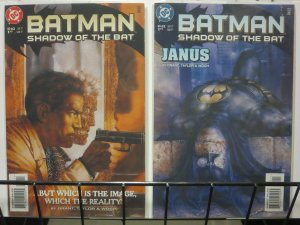 SHADOW OF THE BAT (1992) 62-63 JANUS vs. SCARFACE !