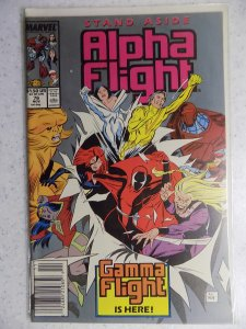 Alpha Flight #76 (1989)