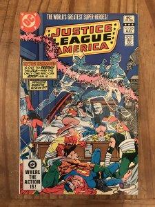 Justice League of America 205