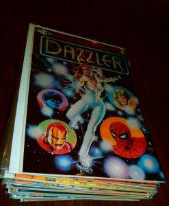 Dazzler   #1-3,6,8,9,11-16,21-28 (set of 20)