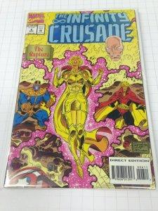 Infinity Crusade 1-6 set Avg. grade NM