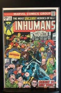 The Inhumans #3 (1976)
