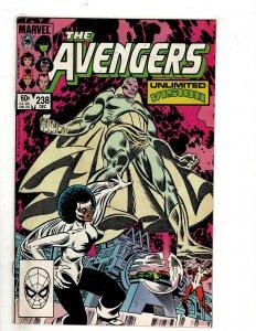 The Avengers #238 (1983) YY7