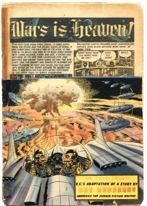 WEIRD SCIENCE #18-1953-WALLY WOOD-AL WILLIAMSON-JOE ORLANDO-PRE CODE-SCI FI--RAR