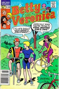 Betty and Veronica #45 (Newsstand) VF; Archie | save on shipping - details insid