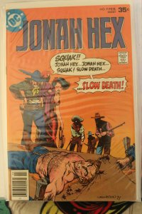 Jonah Hex #9 (Aug 1973, DC) NM