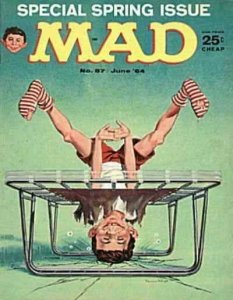 Mad #87 VG; E.C | low grade comic - save on shipping - details inside