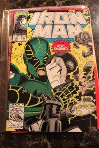 IRON MAN #287 (Marvel,1992) Condition NM+