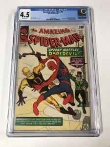 Amazing Spider-Man #16 CGC 4.5
