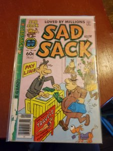 Sad Sack Comics #284 (1982)