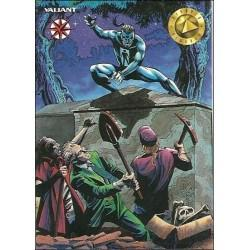 1993 Valiant Era SHADOWMAN #7 - Card #89