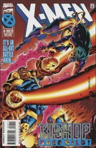 Marvel X-MEN (1991 Series) #49 VF+