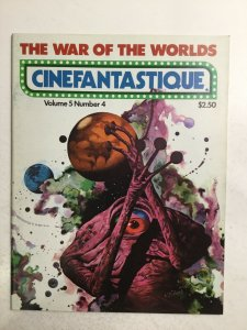 Cinefantastique Volume 5 No.4 Magazine Very Fine Vf 8.0 Frederick S. Clarke
