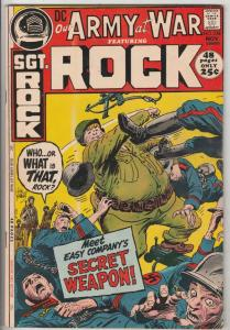 Our Army at War #238 (Nov-71) FN/VF Mid-High-Grade Easy Company, Sgt. Rock